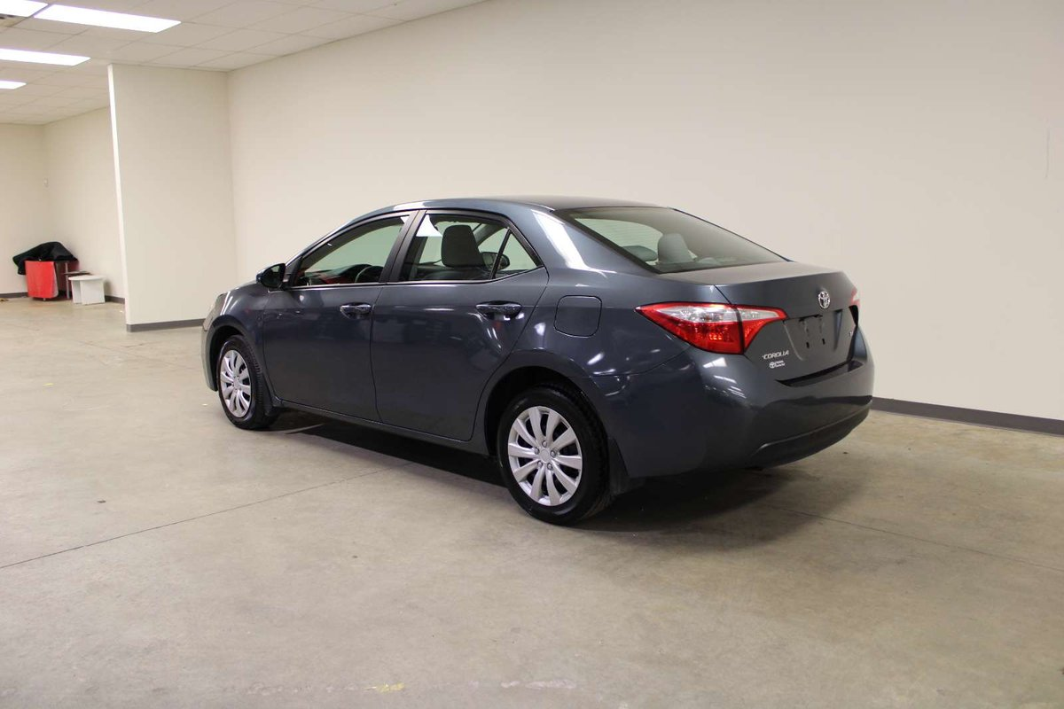 2015 Toyota Corolla for sale in Edmonton, Alberta