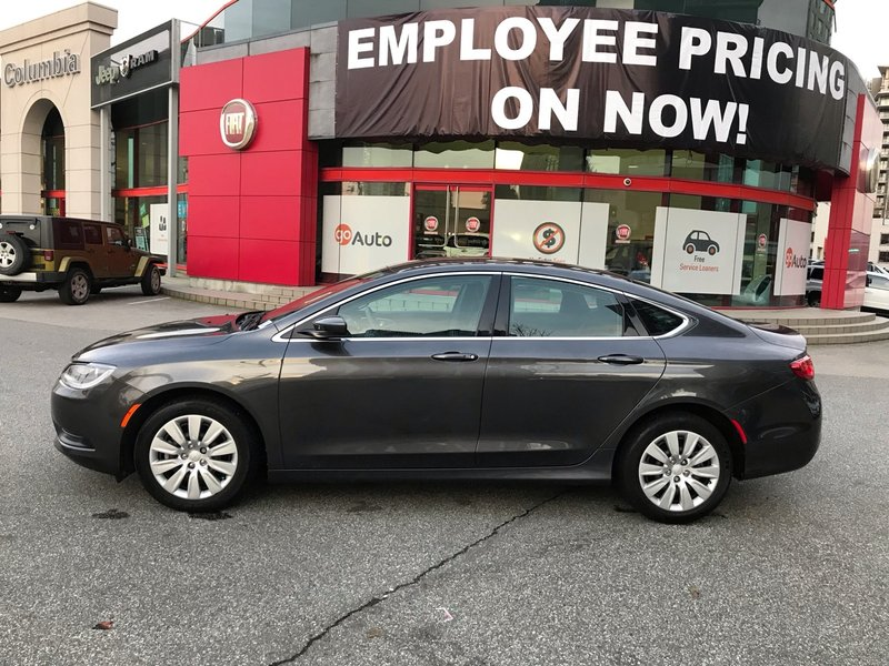 2016 Chrysler 200 for sale in Richmond, British Columbia