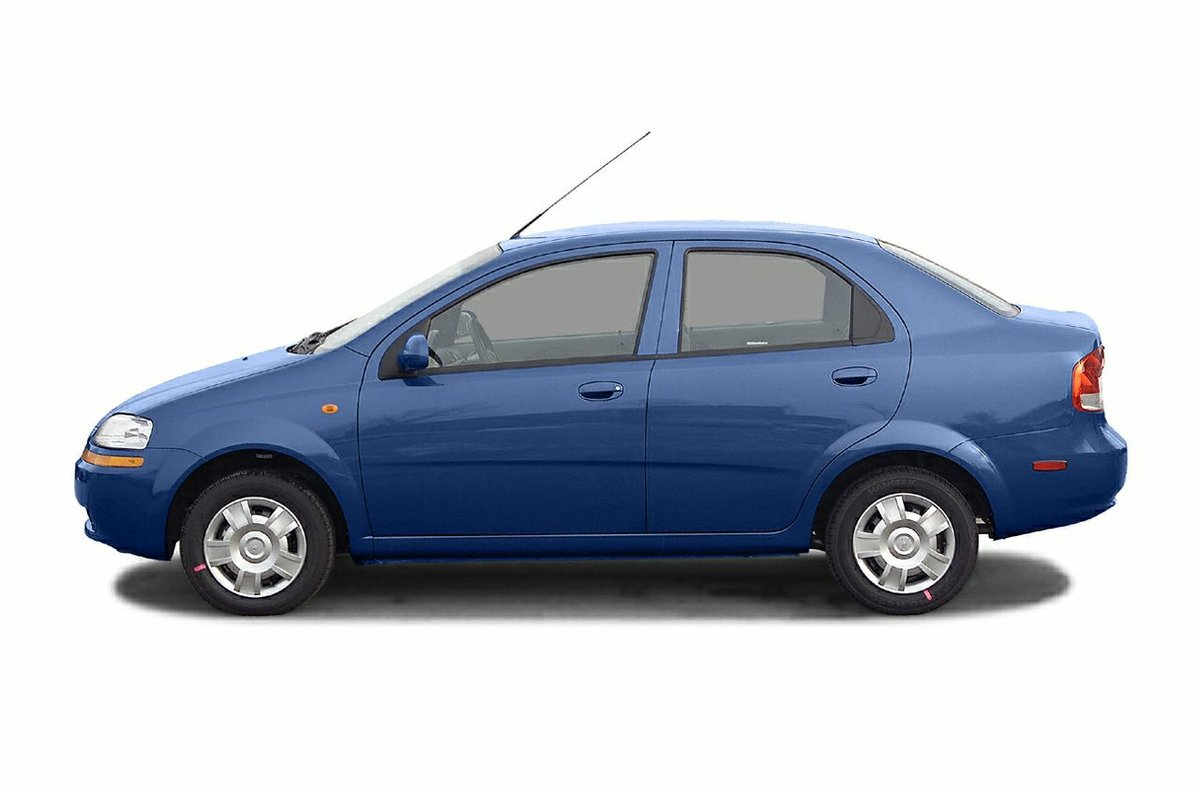 2004 Chevrolet Aveo for sale in Vancouver, British Columbia