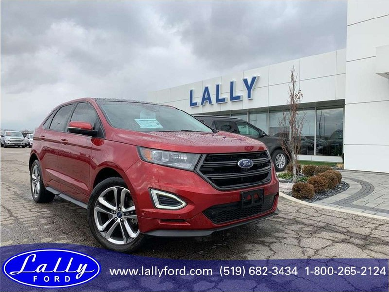 2015 ford edge for sale in tilbury. Black Bedroom Furniture Sets. Home Design Ideas