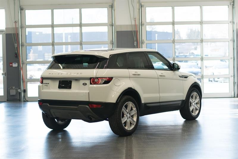 2015 Land Rover Range Rover Evoque for sale in Kelowna, British Columbia