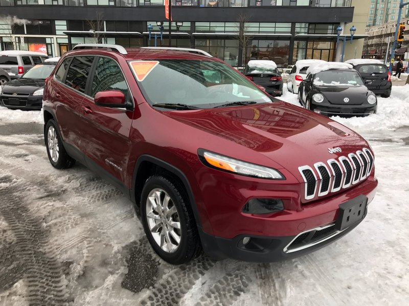 2014 Jeep Cherokee for sale in Richmond, British Columbia
