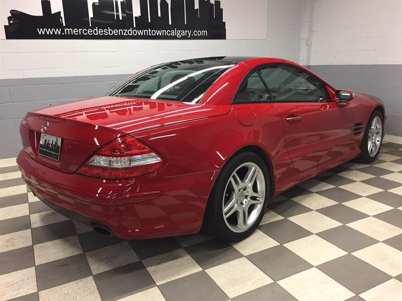 2007 Mercedes-Benz SL for sale in Calgary, Alberta