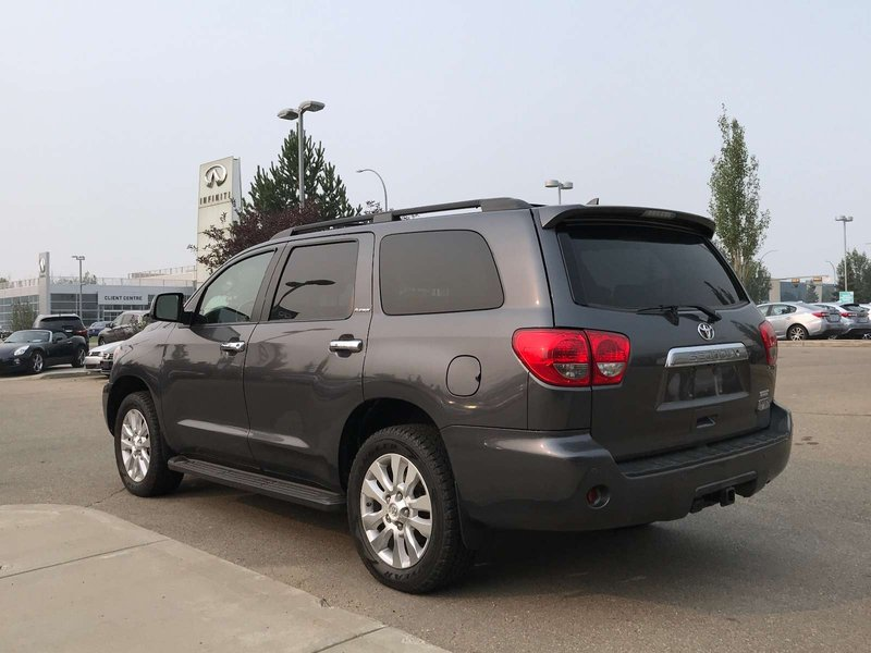 2011 Toyota Sequoia for sale in Edmonton, Alberta