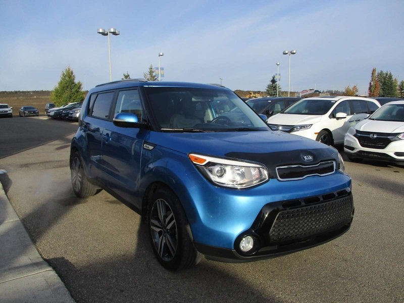 2015 Kia Soul for sale in Red Deer, Alberta