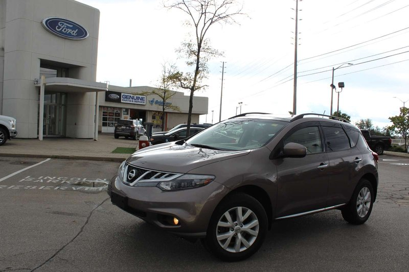 2013 Nissan Murano for sale in Mississauga, Ontario