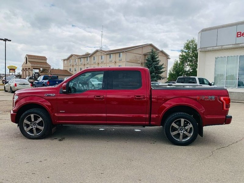 2015 Ford F-150 for sale in Moose Jaw, Saskatchewan