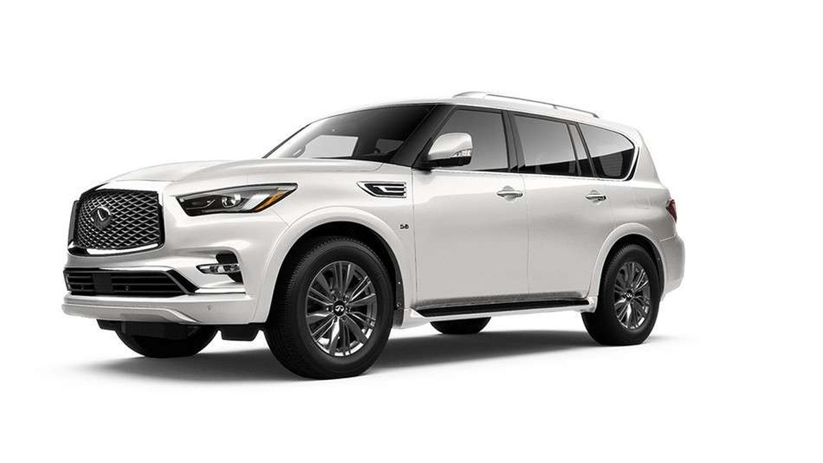 2019 Infiniti QX80 for sale in Kelowna, British Columbia