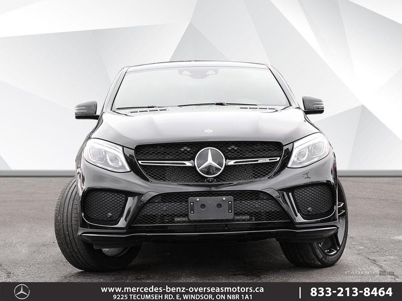 2017 Mercedes-Benz GLE for sale in Windsor, Ontario