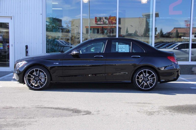 2018 Mercedes-Benz C-Class for sale in Kamloops, British Columbia