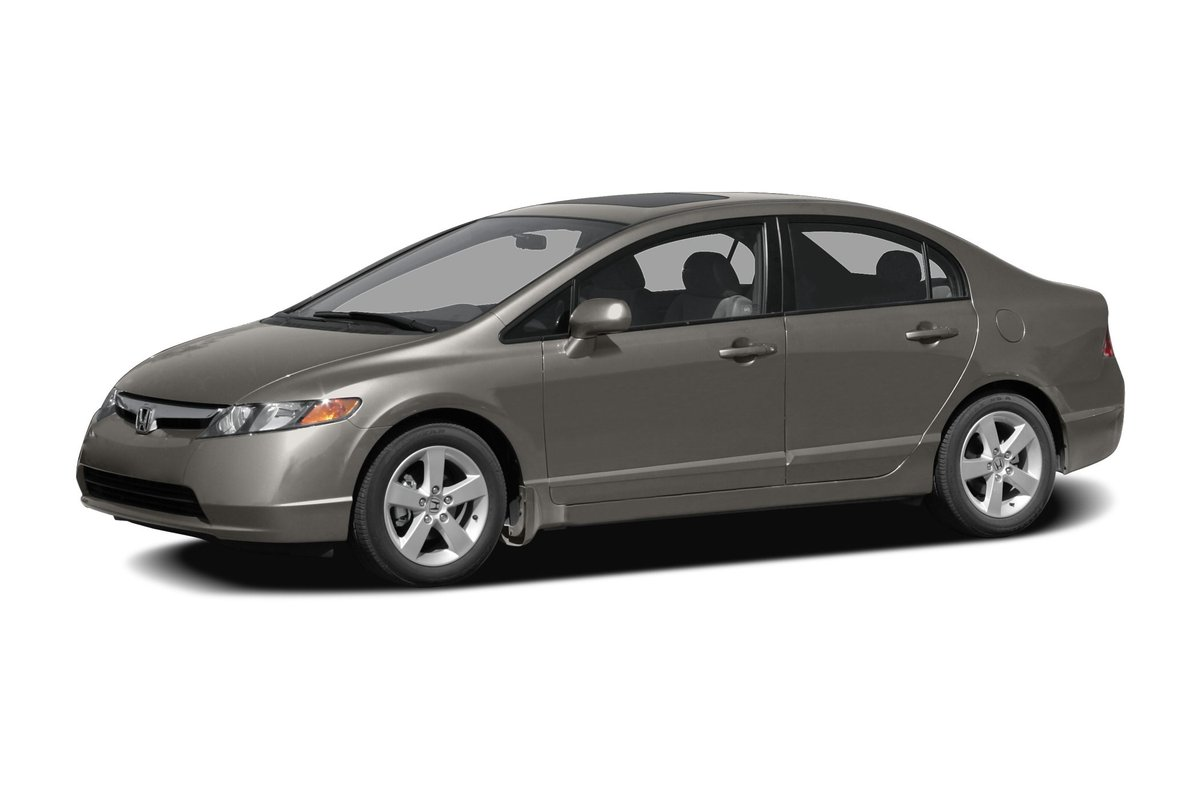 2007 Honda Civic Sdn for sale in Vancouver, British Columbia