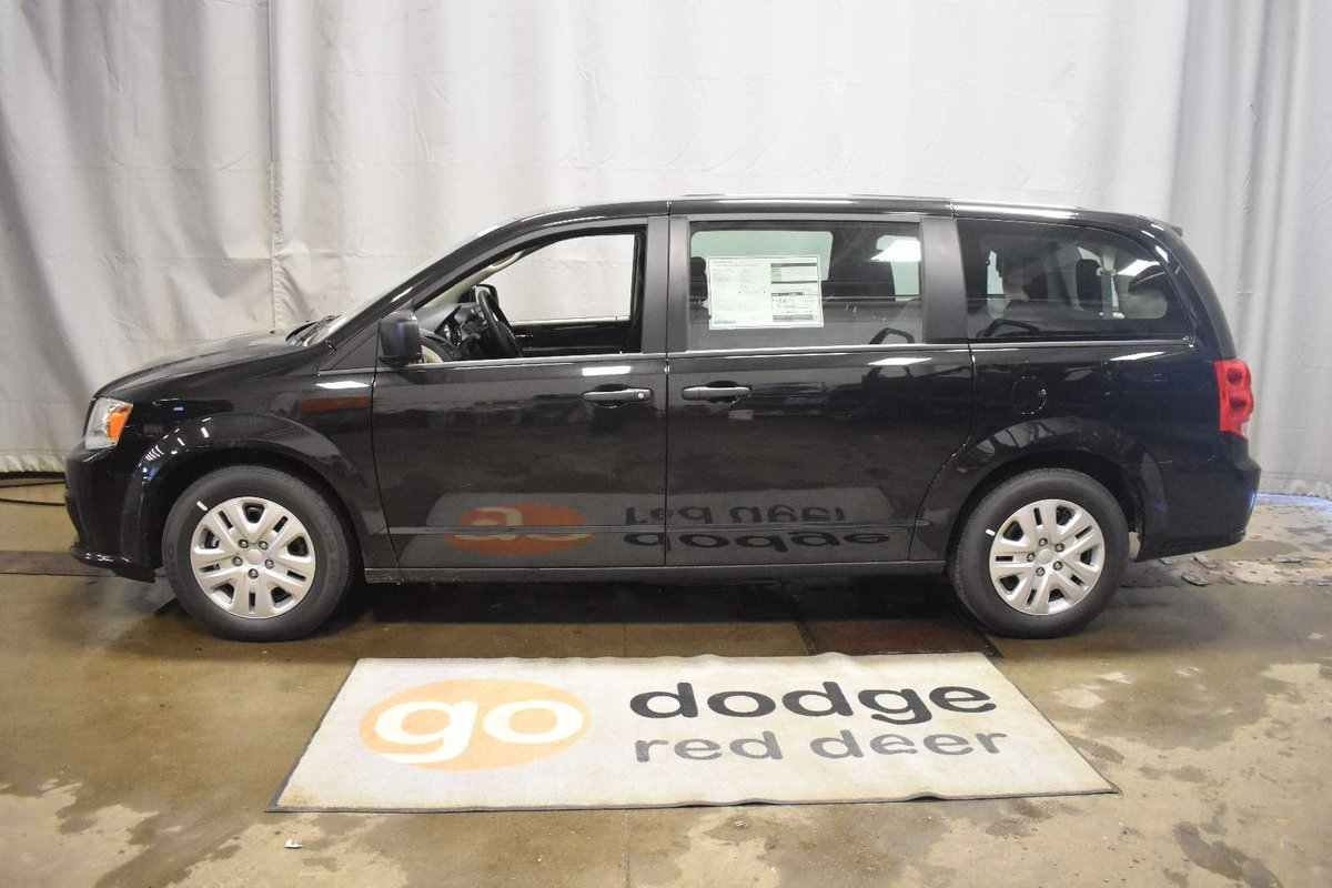 2018 Dodge Grand Caravan for sale in Red Deer, Alberta