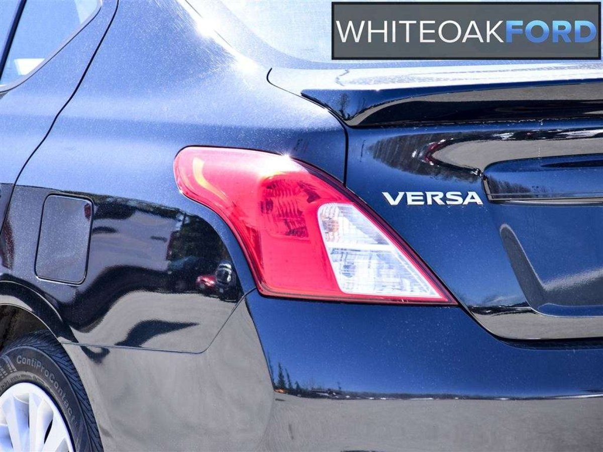 2014 Nissan Versa for sale in Mississauga, Ontario