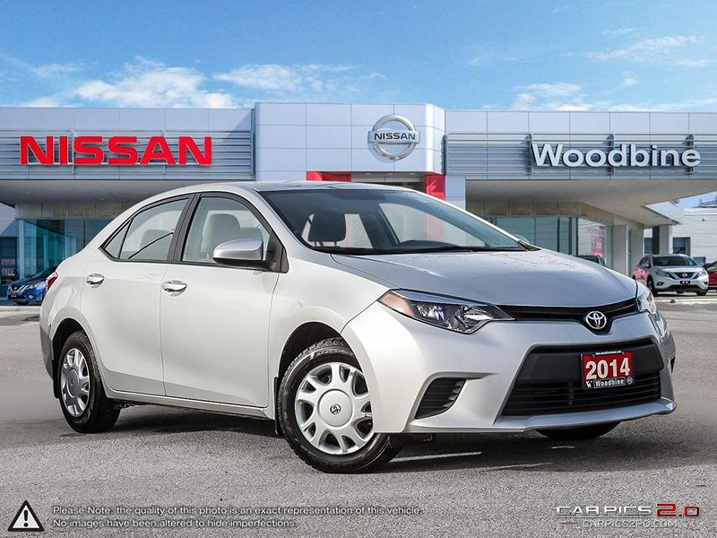 2014 Toyota Corolla for sale in Toronto, Ontario