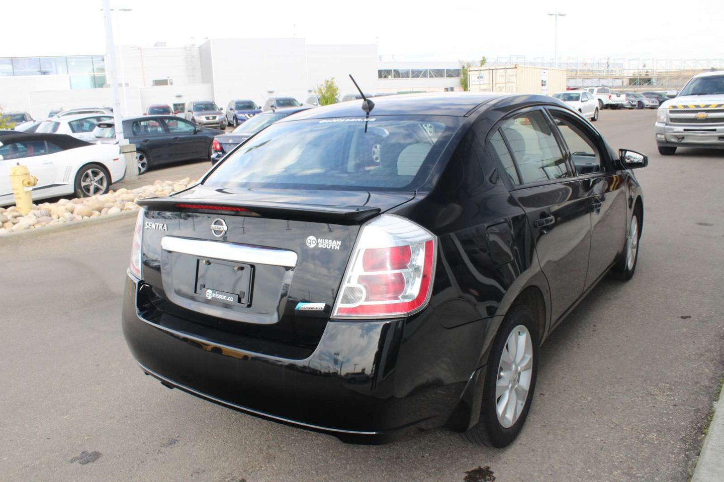 2012 Nissan Sentra 2.0 for sale in Edmonton, Alberta