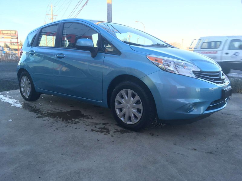 2014 Nissan Versa Note for sale in Campbell River, British Columbia