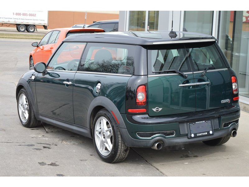 2009 MINI Cooper Clubman for sale in Chatham, Ontario