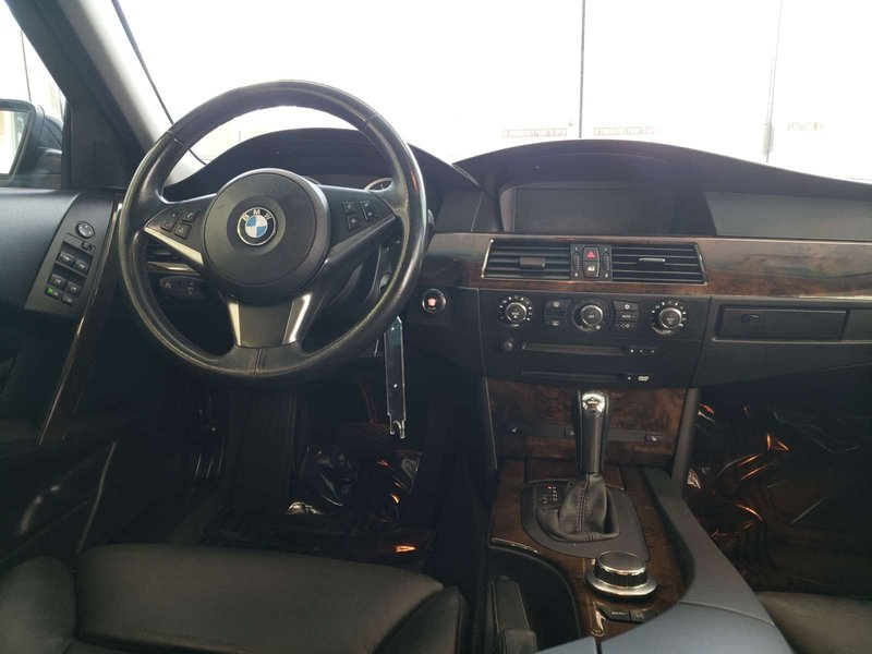2007 BMW 5 Series for sale in Edmonton, Alberta