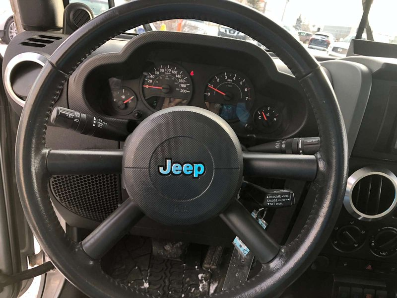 2008 Jeep Wrangler for sale in Edmonton, Alberta
