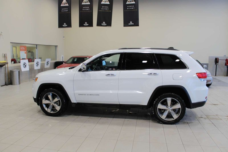 2016 Jeep Grand Cherokee for sale in Red Deer, Alberta