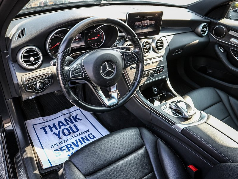 2015 Mercedes-Benz C-Class for sale in Ottawa, Ontario