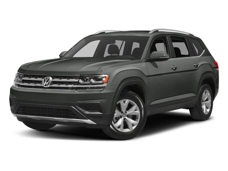 2018 Volkswagen Atlas for sale in Kamloops, British Columbia