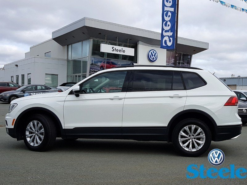 2018 Volkswagen Tiguan for sale in Dartmouth, Nova Scotia