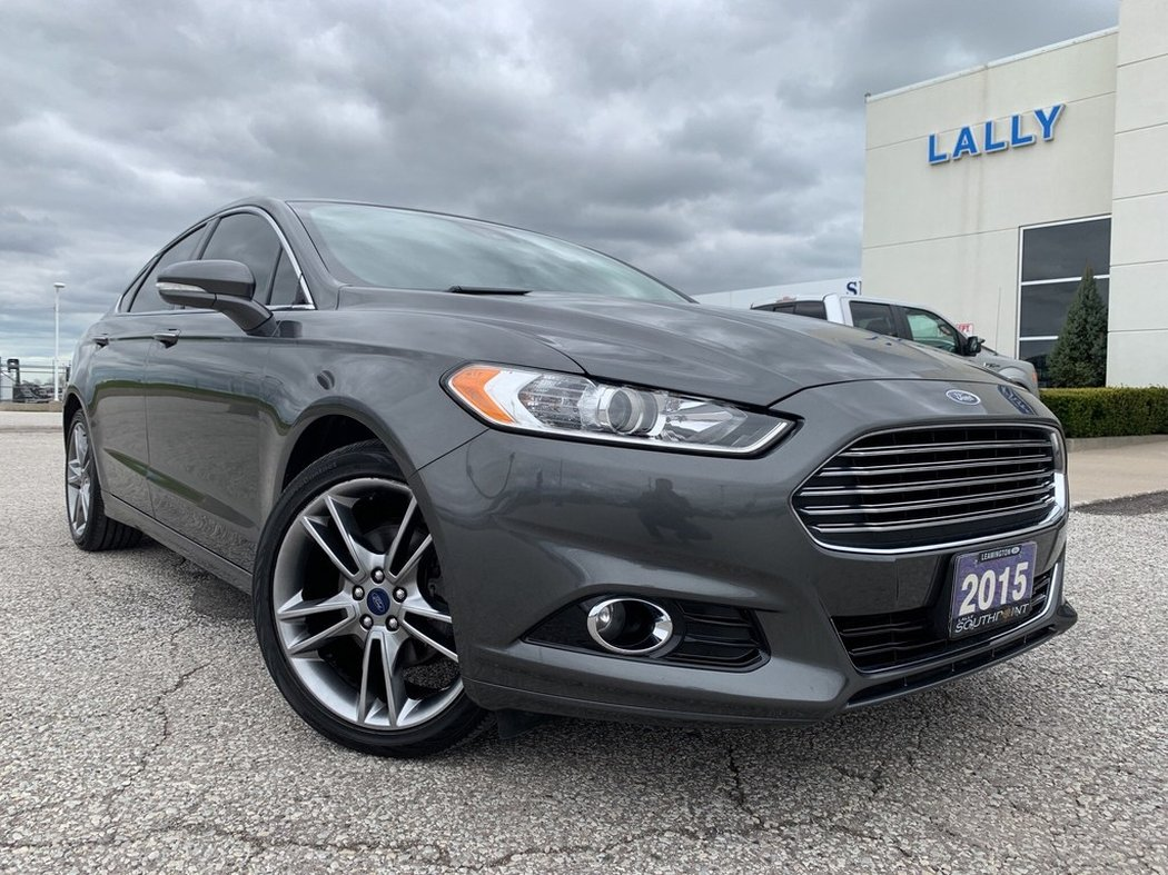 Ford Fusion For Sale Near Me >> 2015 Ford Fusion For Sale In Leamington