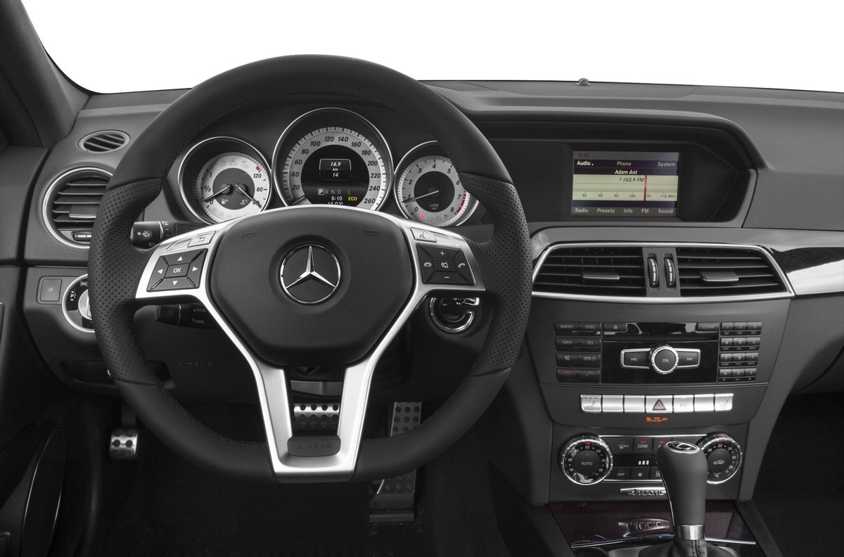 2014 Mercedes-Benz C-Class for sale in Kamloops, British Columbia