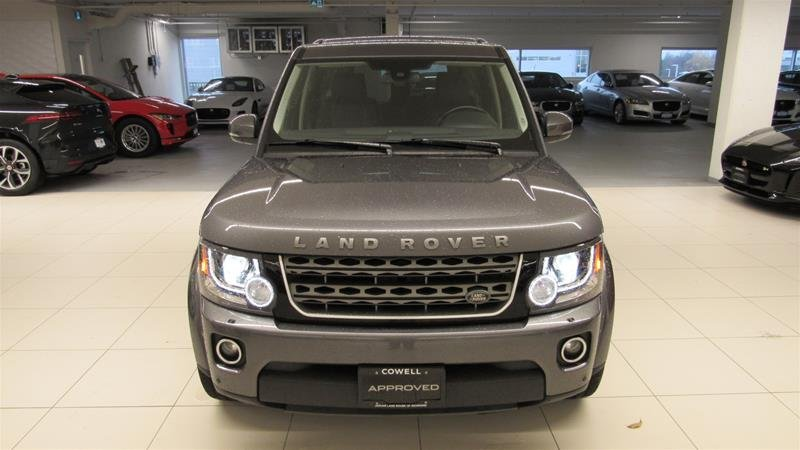2016 Land Rover LR4 for sale in Richmond, British Columbia