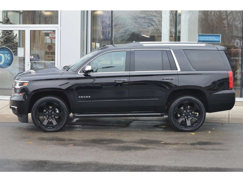 2018 Chevrolet Tahoe for sale in Chatham, Ontario