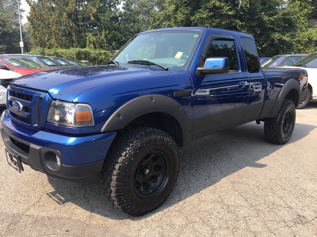 2011 ford ranger for sale in port coquitlam british columbia