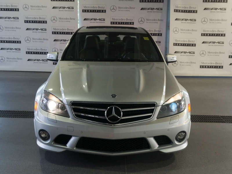 2011 Mercedes-Benz C-Class for sale in Calgary, Alberta