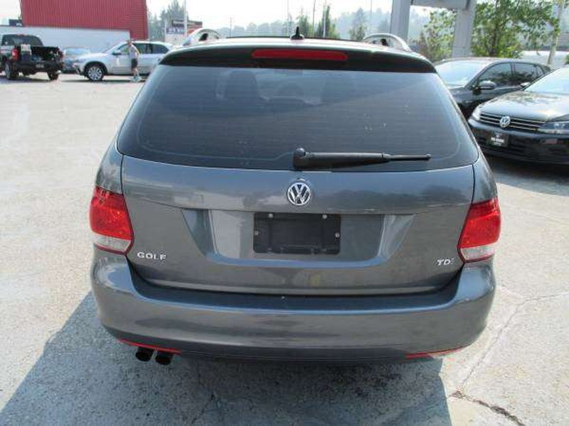 2010 Volkswagen Golf Wagon for sale in Coquitlam, British Columbia