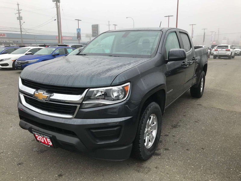 2015 Chevrolet Colorado for sale in Campbell River, British Columbia