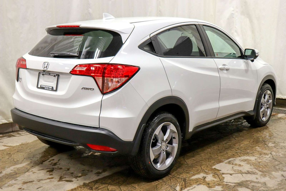2018 Honda HR-V for sale in Edmonton, Alberta