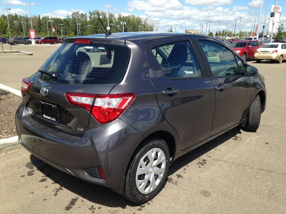 2018 Toyota Yaris for sale in Edmonton, Alberta
