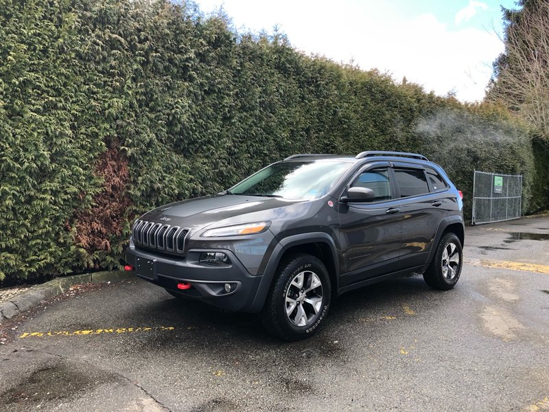 2017 Jeep Cherokee for sale in Surrey, British Columbia