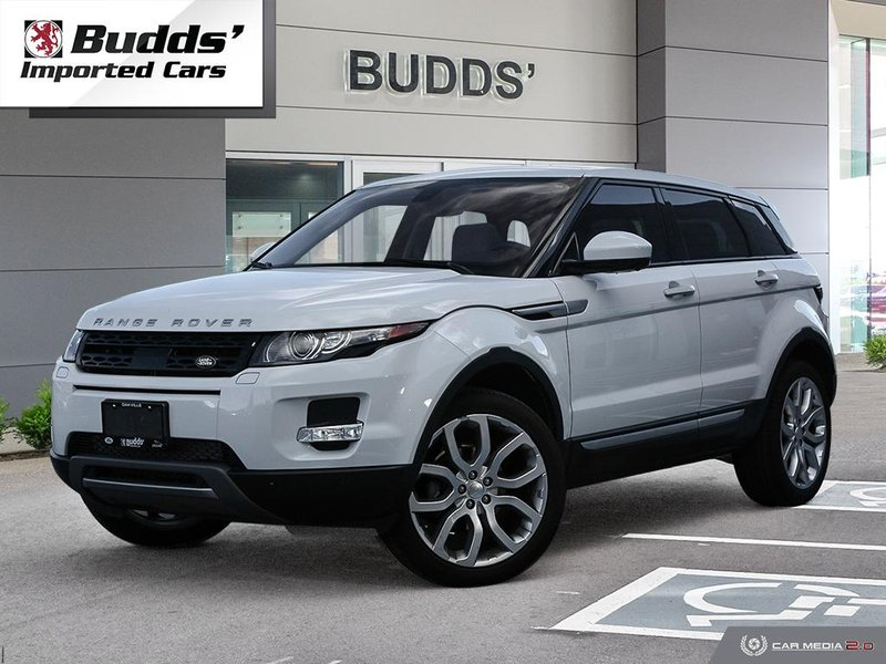 2014 Land Rover Range Rover Evoque for sale in Oakville, Ontario