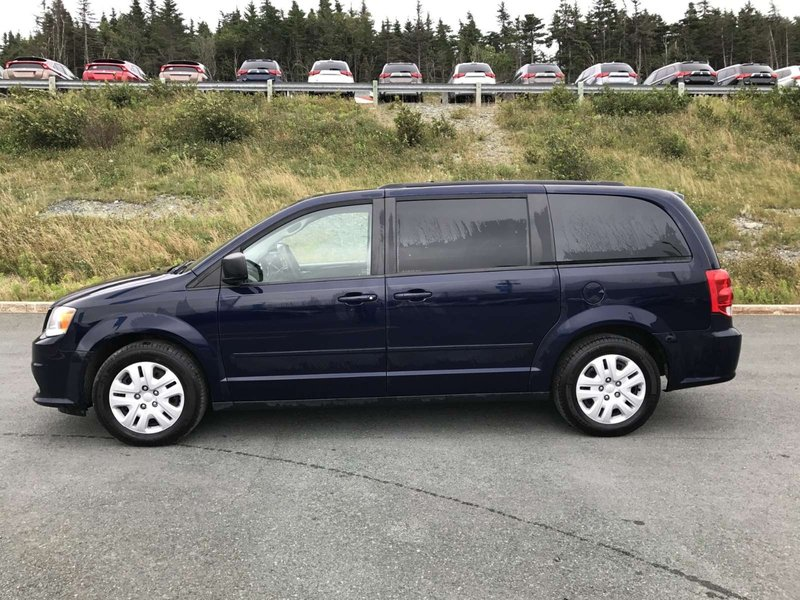 2015 Dodge Grand Caravan for sale in St. John's, Newfoundland and Labrador