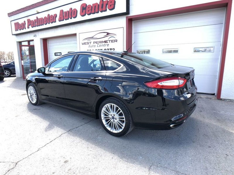 2014 Ford Fusion for sale in Winnipeg, Manitoba
