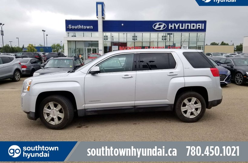 Silver 2011 GMC Terrain SLE-1 for sale in Edmonton, Alberta