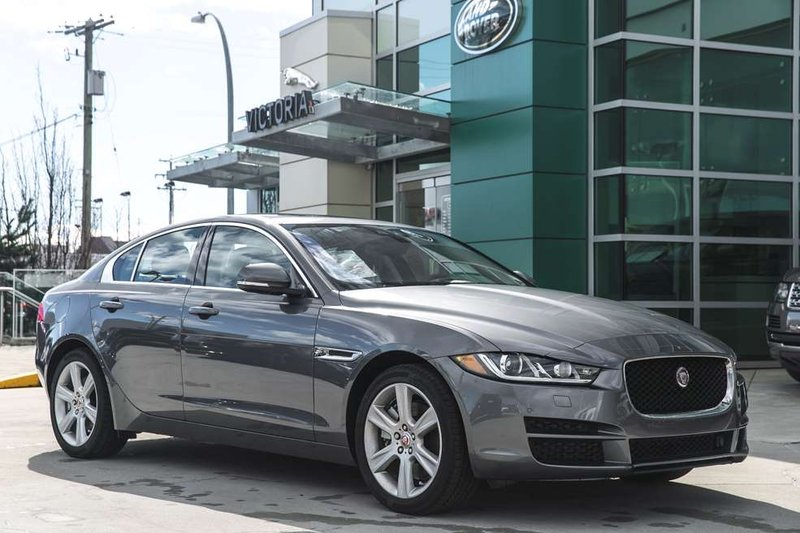 2018 Jaguar XE for sale in Victoria, British Columbia