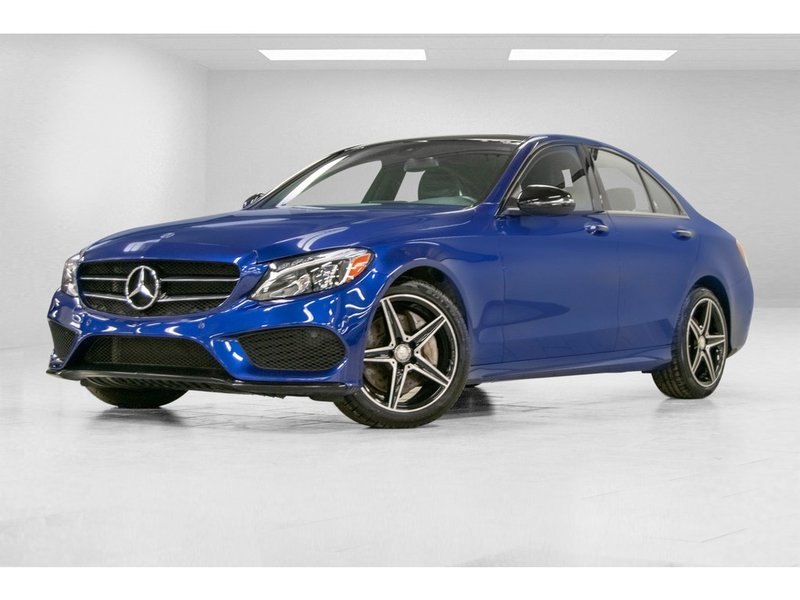 2017 Mercedes-Benz C-Class for sale in Dollard-Des Ormeaux, Quebec