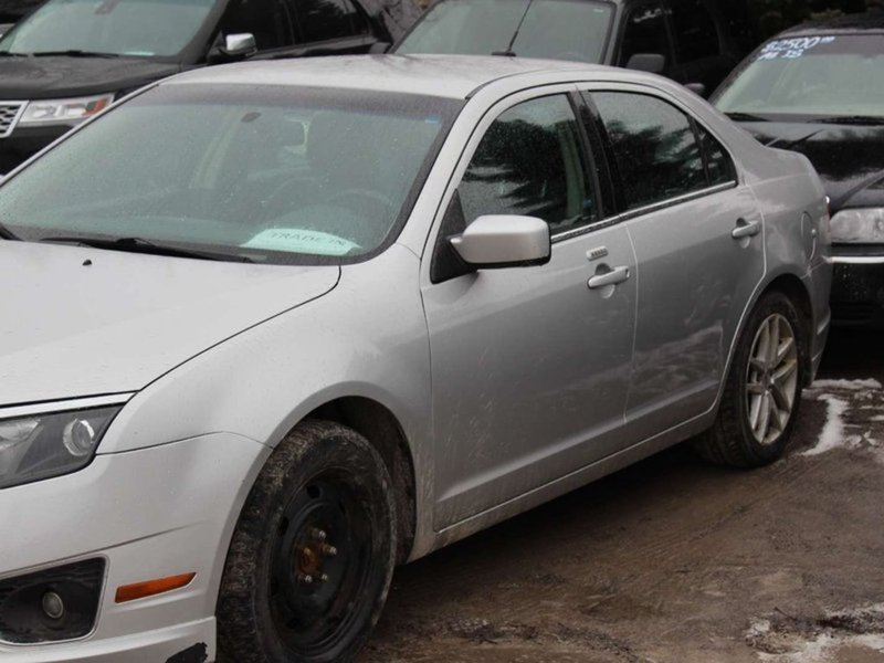 2010 Ford Fusion for sale in Mississauga, Ontario