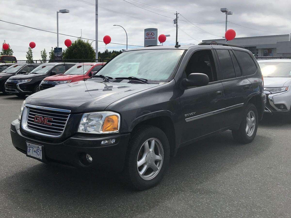 Gmc Envoy For Sale >> 2006 Gmc Envoy For Sale In Chemainus British Columbia
