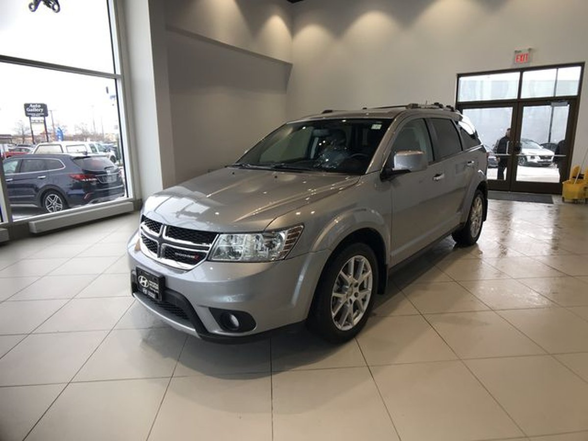 2017 Dodge Journey for sale in Winnipeg, Manitoba