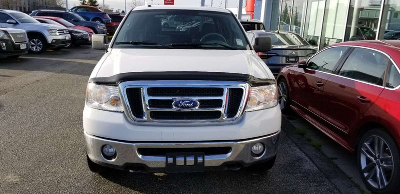 2008 Ford F-150 for sale in Langley, British Columbia