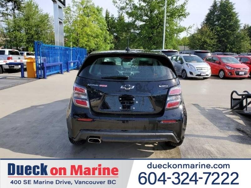 2018 Chevrolet Sonic for sale in Vancouver, British Columbia
