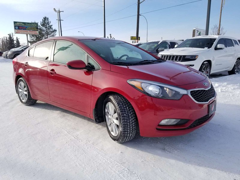 2016 Kia Forte for sale in Edmonton, Alberta